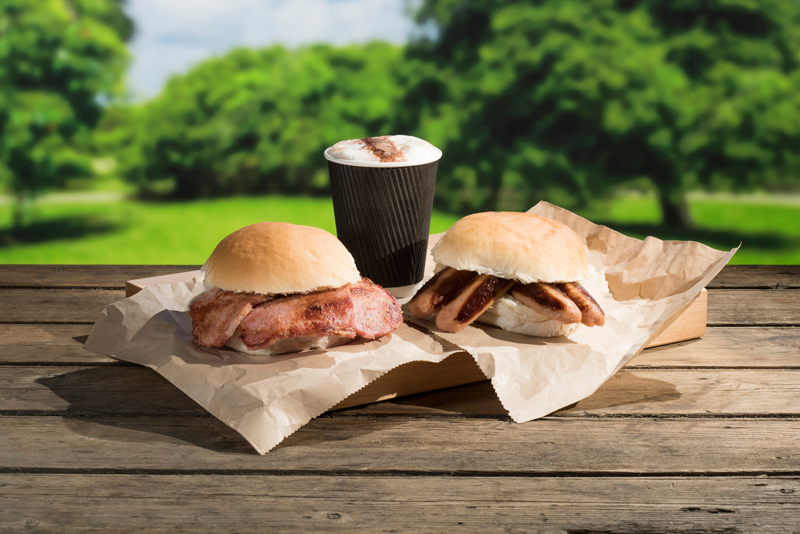 menu-Bacon-Roll-Sausage-Roll-with-Coffee